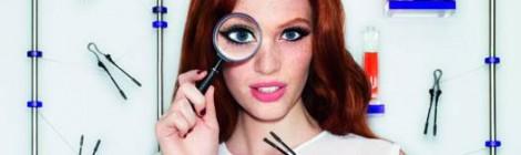 Nowa mascara z innowacyjną, podwójną szczoteczką