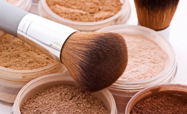 Kosmetyki z minerałami