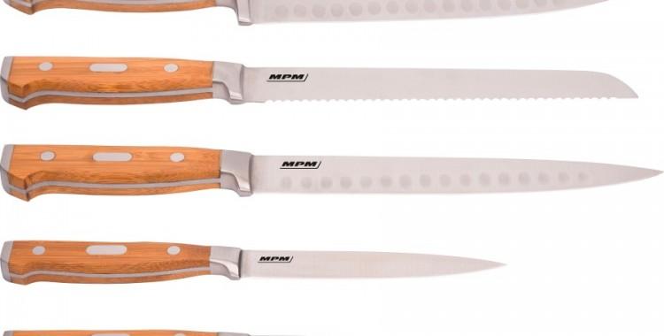 Profesjonalne noże kuchenne od MPM