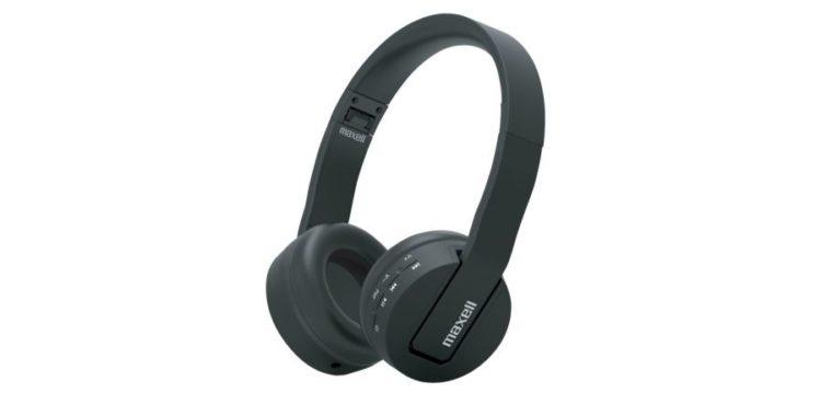 Bezprzewodowe słuchawki Maxell