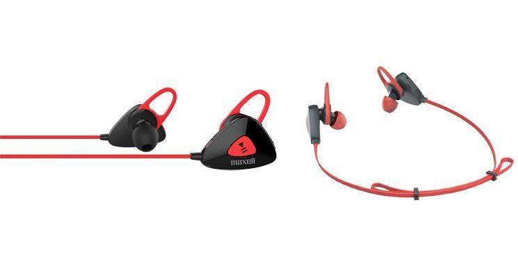 Słuchawki Ultimate Fitness od firmy Maxell