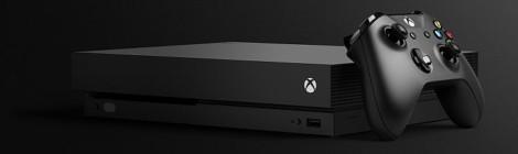Konsola Xbox One X już w sprzedaży