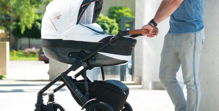 Uniwersalny wózek dziecięcy Verona marki Coletto